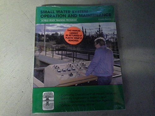 Small Water System Operations and Maintenance