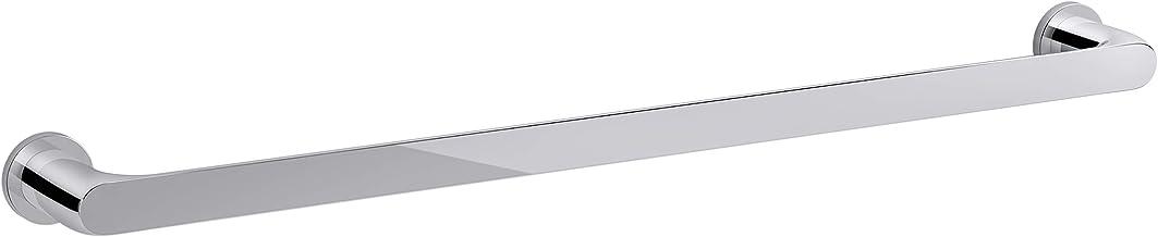 Kohler K-97495-CP Avid Towel Bar, Polished Chrome