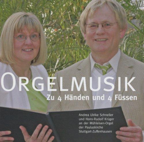 Orgelmusik zu 4 Händen und 4 Füssen