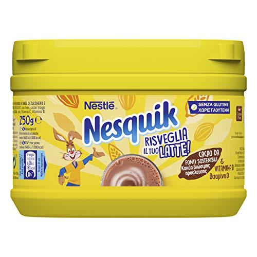 Nesquik Cacao Solubile per Latte Barattolo- 3 pezzi da 250 g [750 g]