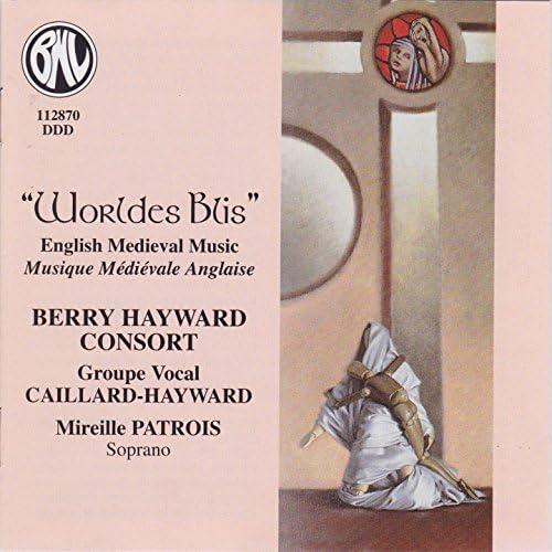 Groupe Vocal Caillard-Hayward, Berry Hayward & Berry Hayward Consort