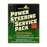 Golden Touch 25012-6PK 2 Step Power Steering Fluid Flush and Fill Pack - 32 fl....