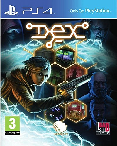 Dex (PlayStation 4) [