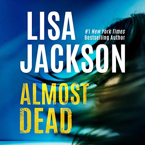 Almost Dead Audiobook By Lisa Jackson cover art