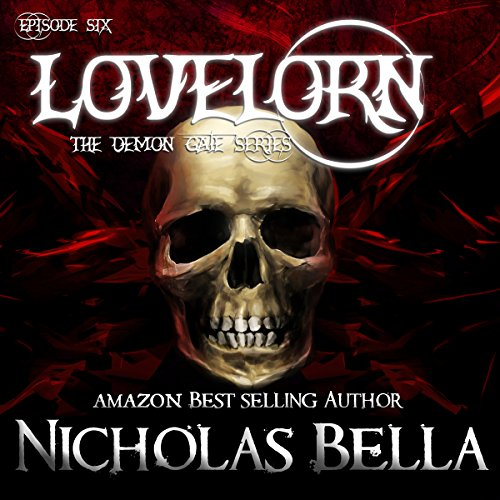 Lovelorn audiobook cover art