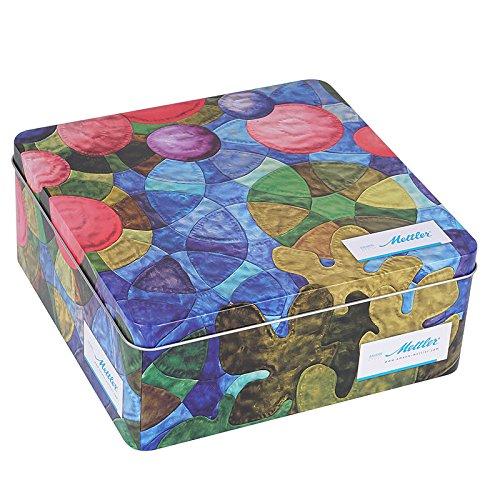 Amann Mettler Stickgarnbox Isacord 16 Farben/ 1000 m