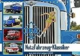 Nutzfahrzeug-Klassiker aus der ehemaligen DDR (Tischkalender 2021 DIN A5 quer)