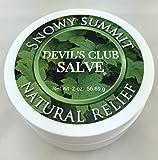 Best Devils Claws - Devil's Club Salve, Snowy Summit, Salve, Pain Relief Review