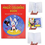 Funcaja Magic Coloring Book Fun Magic Trick for Kids and Children