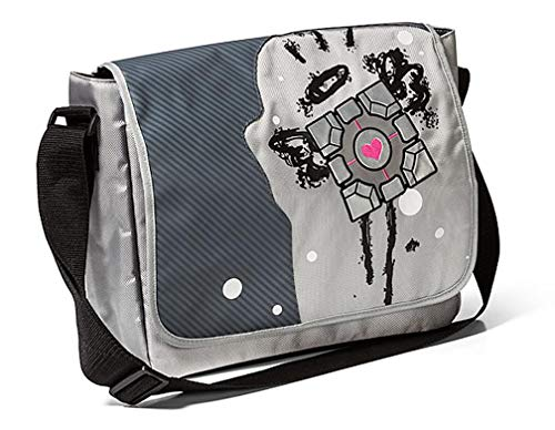 Portal 2 Original Companion Cube sac messager