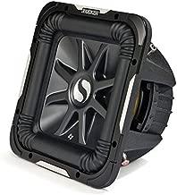 Kicker S15L7 Car Audio Solobaric L7 Square 15