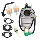 USPEEDA Carburetor Fuel Line Filter For Champion Power Equipment ST182FD-1133000-A Dewalt dg6000 Generac 0J2451 0G9915 Honeywell hw7500e Loncin 420cc Generator