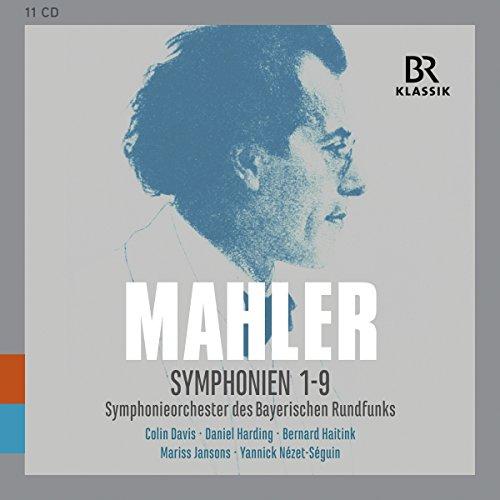 Gustav Mahler: Symphonien 1-9
