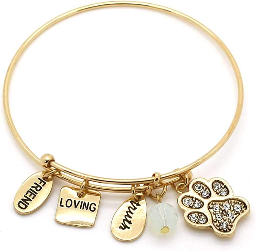 KIS-Jewelry 'Symbology' Inspirational Wir Bracelets New York Mall OFFicial mail order Expandable