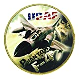 U.S. United States Air Force USAF | F-4 Phantom | Gold Plated Challenge Coin