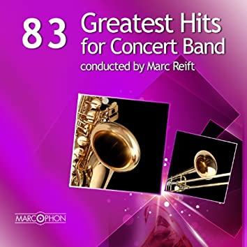 83 Greatest Hits for Concert Band