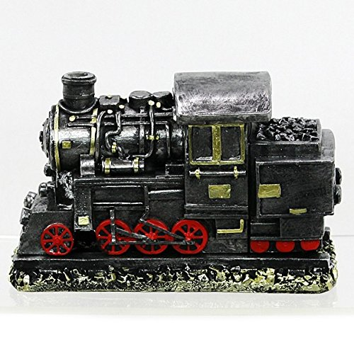 handelgross Räucherfigur Räucherlokomotive Räucherhaus A - C
