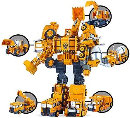 Tractor transformer