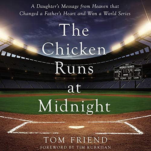 The Chicken Runs at Midnight audiobook cover art
