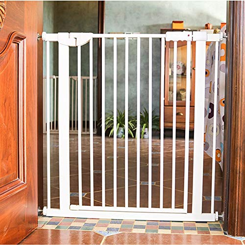 51LVXdeyh3L The TOP 7 Best Free Standing Baby Gates 2021 Review