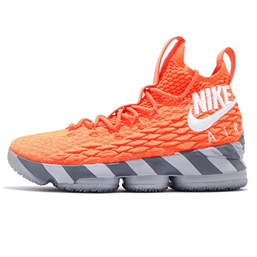 Lebron 15 Ks2a 'Orange Box' - Ar5125-800 - Size 8