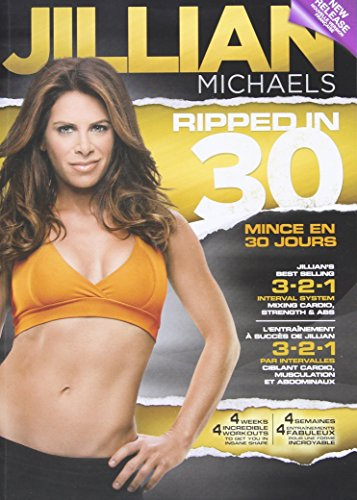 Jillian Michaels Ripped in 30 by Jillian Michaels