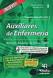 Auxiliares de Enfermería del SAS. Temario específico. Volumen 2: Volume 2 (Oposiciones)