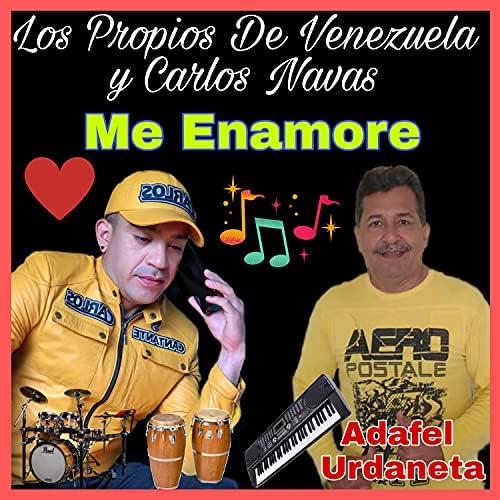 Los Propios De Venezuela feat. Carlos Navas