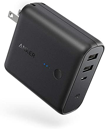 Anker PowerCore Fusion, Portable Charger 5000mAh with...