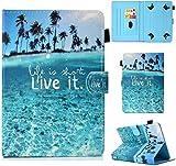 7 Pouce Tablet Coque Universal -- KATUMO Coque pour Tab 3 7.0 Lite T110 / Tab A 7.0 SM-T280 / Haehne...