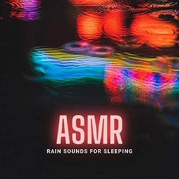 ASMR Rain Sounds for Sleeping: Gentle Night Rain, Rain & Thunderstorms Sounds to Sleep