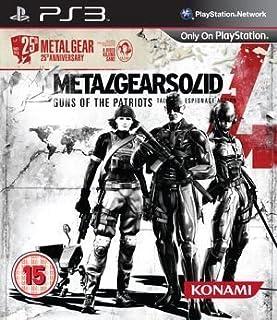 アメリカ直輸入 PS3 ソフト 正規品 欧米版 未発売 ゲーム Metal Gear Solid: Peace Walker HD Edition [Limited Edition] [Japan Import]: Video Games【JOY】