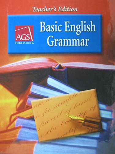 Basic English Grammar Teachers Edition