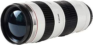 Camera Lens Mug 450ml Stainless Steel Tea Coffee Cup Creative Cups and Mugs with Lid Travel Vacuum Flasks Mug,D