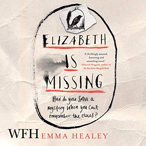 Elizabeth Is Missing cover art