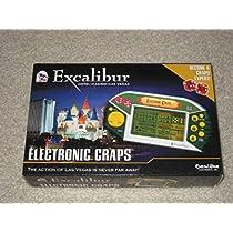 [エクスカリバー]Excalibur Electronic Craps by 474-EXC [並行輸入品]