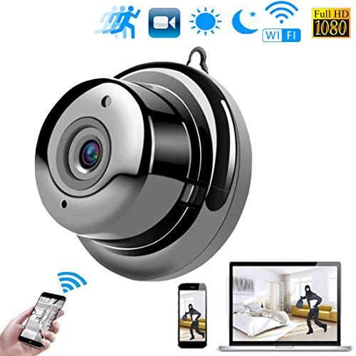 Cámara de vigilancia Inteligente inalámbrica Monitor de Control Remoto móvil en el hogar Cámara de visión Nocturna HD Red WiFi
