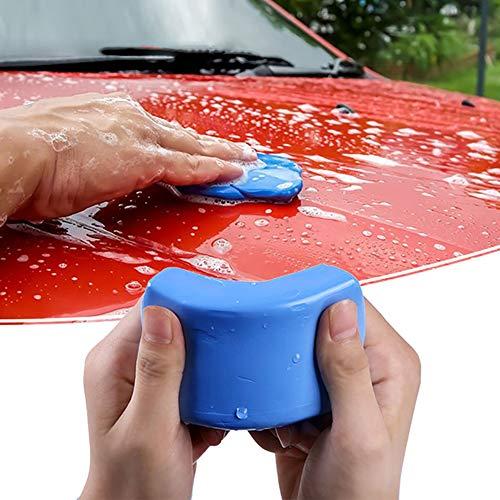 Detalle del Coche 1pc Barra De La Arcilla De Coches Auto Magic Clean Barra De La Arcilla Limpiador Auto del Coche De Barro Eliminador De Polvo Mágico Barra De La Arcilla Limpiador para El
