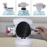 Seaskyer Hilarious Board Toilet Game With Flush Sound Effects Kids Child Toys Bday Gifts (Toilet)