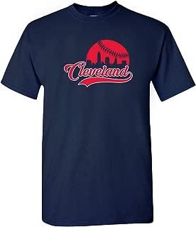 Cleveland Baseball Skyline Shirt