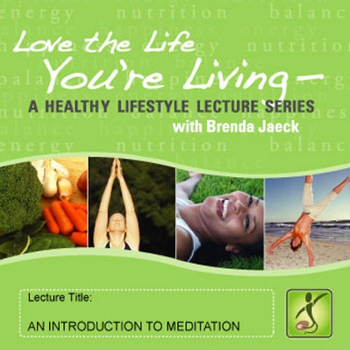 An Introduction to Meditation audiobook cover art
