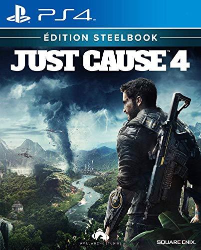 Just Cause 4 - Steelbook - Lingua Italiana - PS4