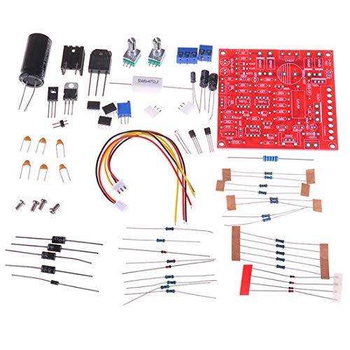 HiLetgo 0-30V 2mA-3A Adjustable DC Regulated Power Supply DIY Kit Short with Protection