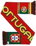 National Soccer High-Definition HD Knit Scarf (Portugal)