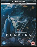 Dunkirk 4K Ultra HD Limited Edition Steelbook / Import / Includes Region Free Blu ray
