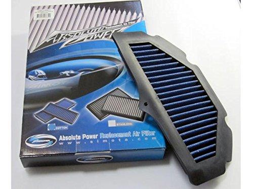 高効率エアフィルター GSR400/GSR600/GSR750 純正交換タイプハイフローエアクリーナー