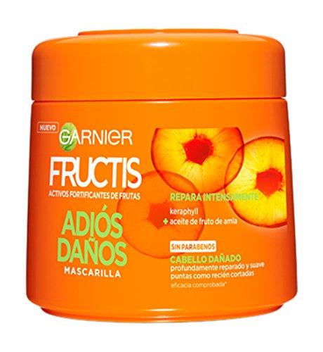 Garnier Fructis Mascarilla Adios Daños - 300 ml