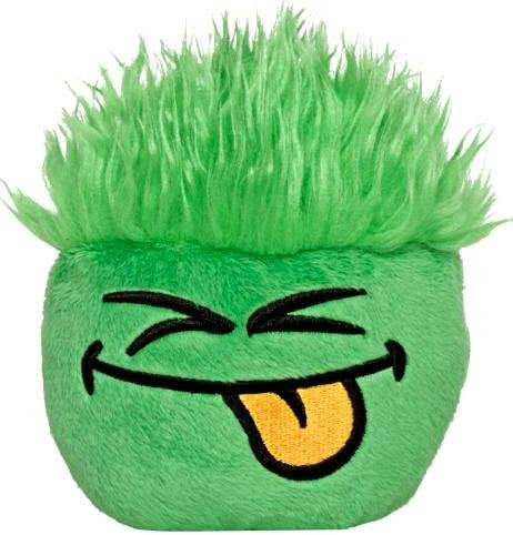 Disney Club Penguin 4 Green Pet Puffle by Club Penguin