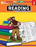 180 Days of Reading: Grade 3 - Daily Reading Workbook for Classroom and Home, Reading Comprehension and Phonics Practice, School Level Activities Created by Teachers to Master Challenging Concepts