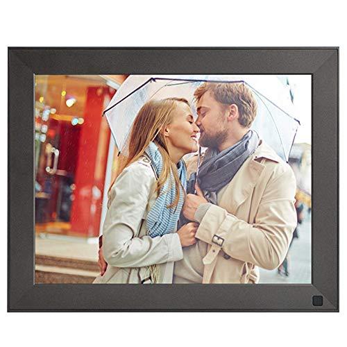 DLILI 9,7-Zoll-Smart-Digital-Fotorahmen Multifunktions-Touch-Cloud-Fotoalbum Drahtloses elektronisches WiFi-Fotoalbum